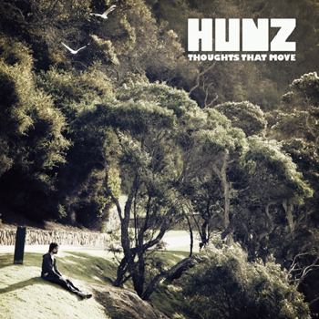 Hunz - Thoughts that Move album cover