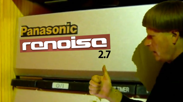 Renoise 2.7 is the best