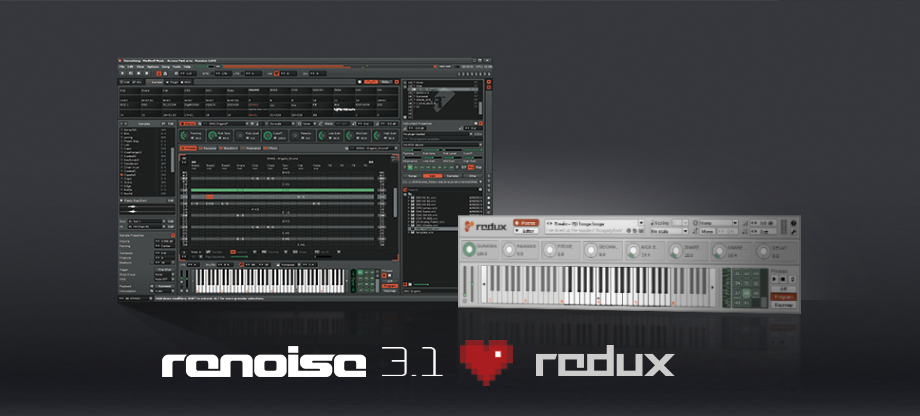 Release Notes For Renoise 3 1 | Renoise